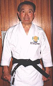 Windsor Karate - Yoshikazu Sumi