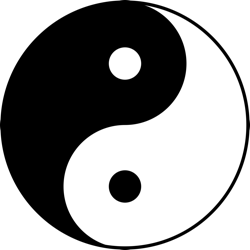 windsor karate yinyang symbol
